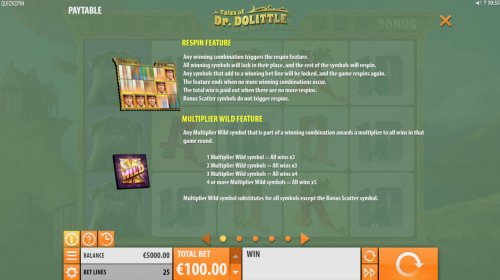 Tales of Dr. Dolittle by Hotslot