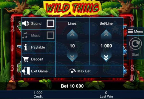 Images of Wild Thing