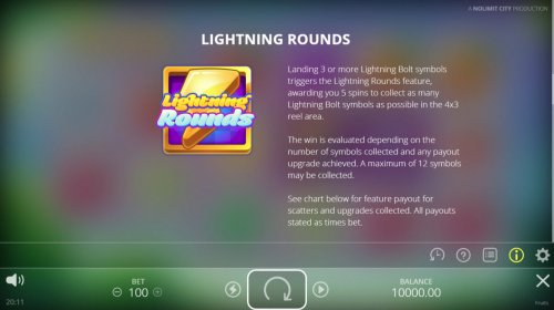 Lightning Rounds by Hotslot