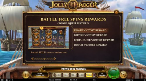 Images of Jolly Roger II