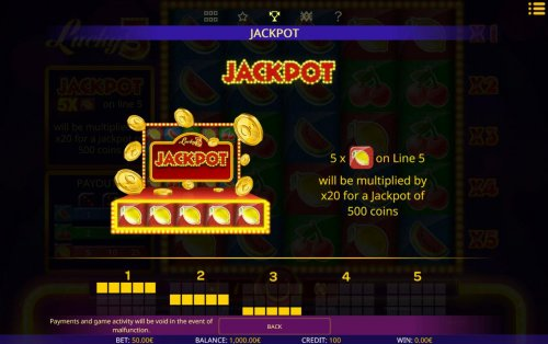 Hotslot image of Lucky 3