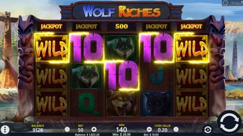 Images of Wolf Riches