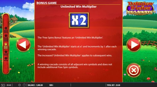 Unlimited Win Multiplier by Hotslot