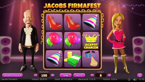 Jacobs Firmafest by Hotslot