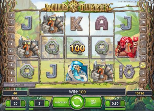 1200 coins awarded during the free spins bonus feature - Hotslot