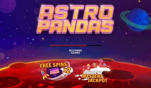 Images of Astro Pandas