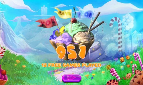 Hotslot - Total free games payout 951 coins