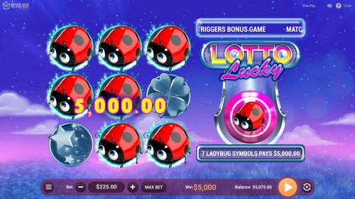 Lotto Lucky by Hotslot