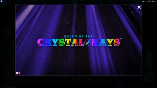 Queen of the Crystal Rays screenshot