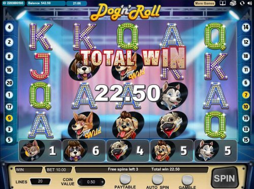 Images of Dog 'n' Roll