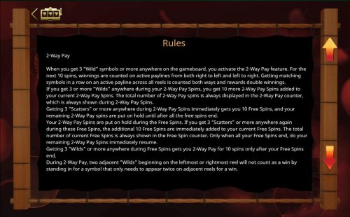 2-Way Pay Rules by Hotslot