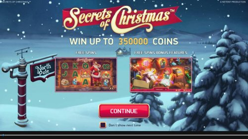 Images of Secrets of Christmas