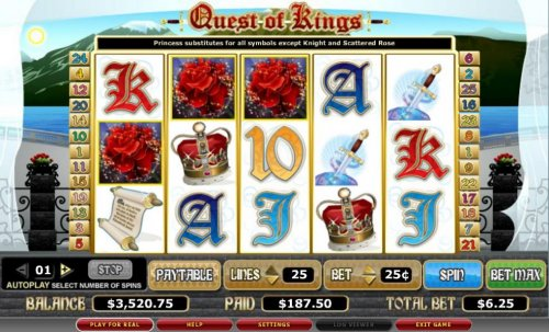 Images of Quest of Kings