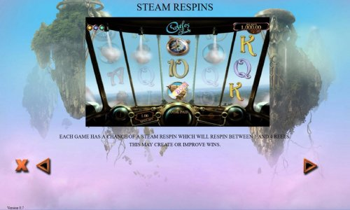 Steam Respins Rules by Hotslot
