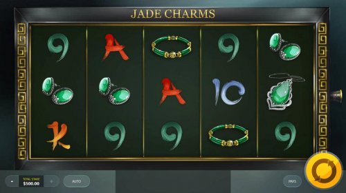 Jade Charms by Hotslot