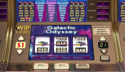 Images of Galactic Odyssey