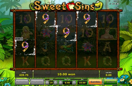 Images of Sweet Sins