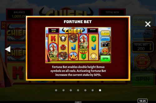 Fortune Bet by Hotslot