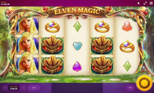 Images of Elven Magic