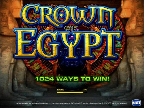 Hotslot image of Crown of Egypt