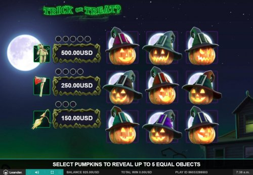 Images of Trick or Treat
