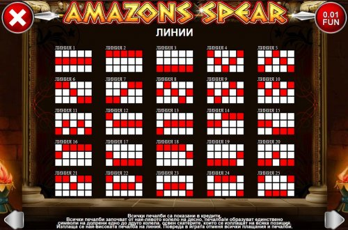Images of Amazons Spear