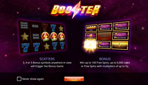 Images of Booster