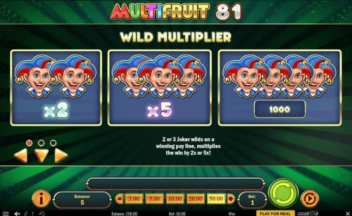 Images of Multifruit 81
