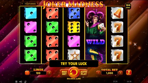 Images of Joker Madness