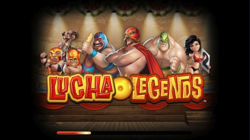 Images of Lucha Legends