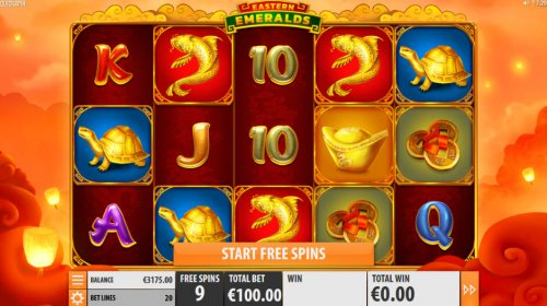 Hotslot - Free Spins Game Board