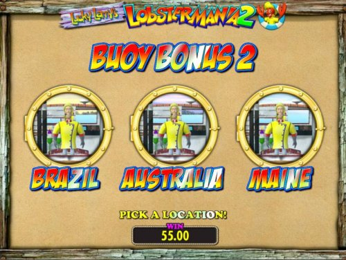 Hotslot image of Lucky Larry's Lobstermania 2