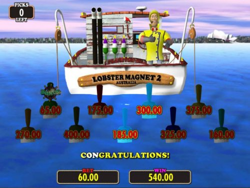 Lucky Larry's Lobstermania 2 by Hotslot