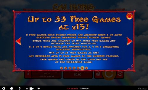 Free Game Rules - Hotslot