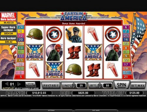 Images of Captain America