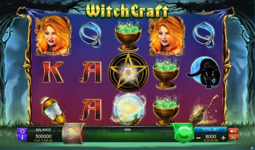 Images of Witchcraft