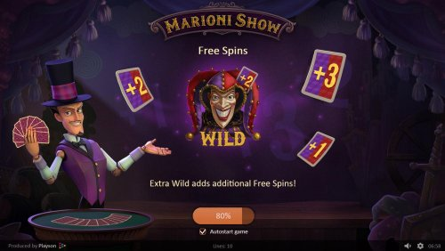 Marioni Show by Hotslot