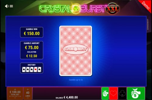 Images of Crystal Burst XXL