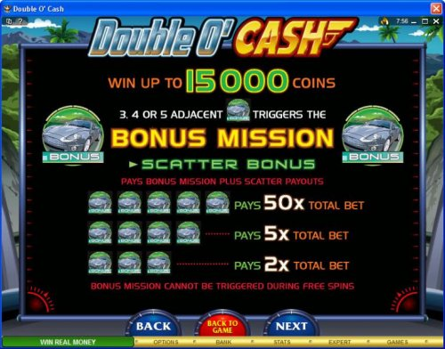 Images of Double O' Cash