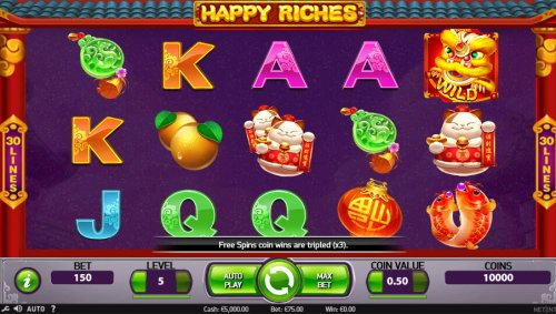 Hotslot image of Happy Riches