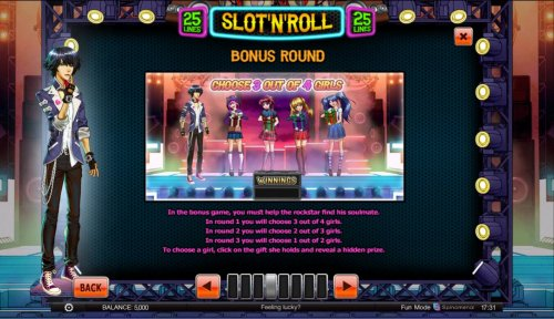 Images of Slot 'N' Roll