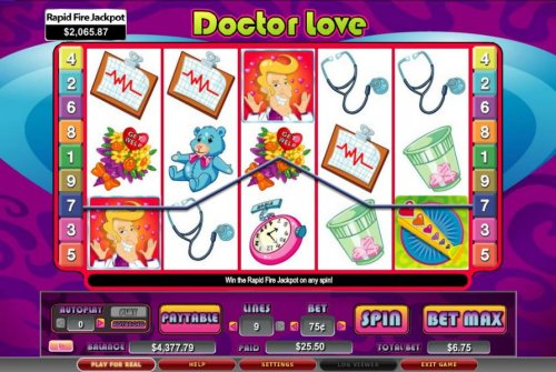Hotslot image of Doctor Love