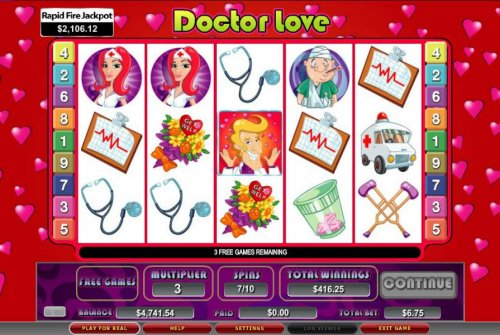 Images of Doctor Love