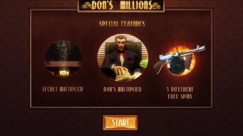Don's Millions screenshot