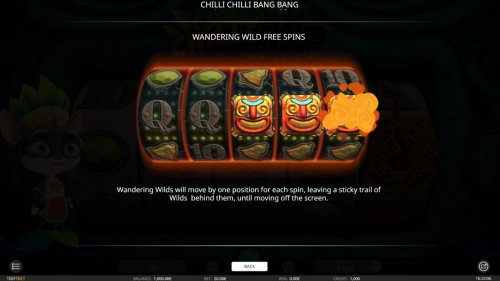 Wandering Wild Free Spins by Hotslot