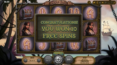 10 Free Games Awarded by Hotslot