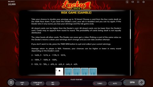 Lucky Dice 1 by Hotslot