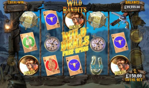 Images of Wild Bandits