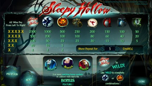 Images of Sleepy Hollow
