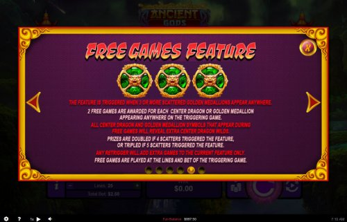 Free Spins Rules - Hotslot